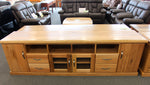 Santros Chestnut 2.4M TV Unit