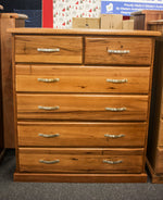 Donnelly Chestnut Tall Chest