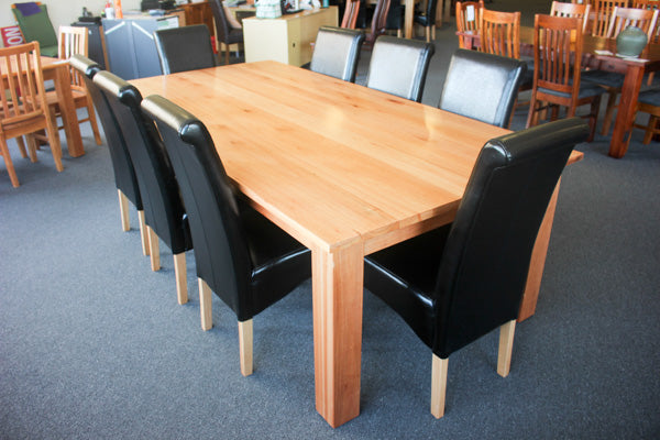 Rosewood 2100 9 Piece Dining Suite