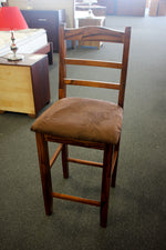 Bar Stool with Cushion