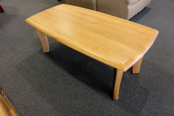 Santros Oak Coffee Table
