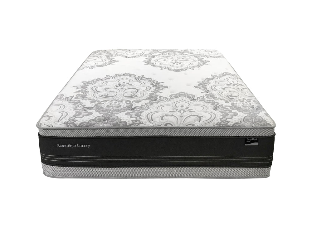 Sleeptime Luxury Queen Memory Foam Mattress