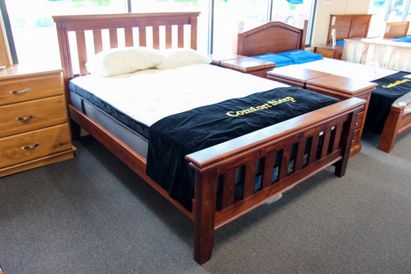 Stirling Queen Bed