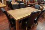 Sydney Chestnut 1800 Dining Table