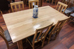 Vic Ash 1800 Dining Table