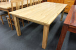Vic Ash 2100 Dining Table