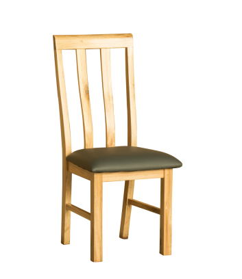 Vic Ash King Chair (2 Slat)