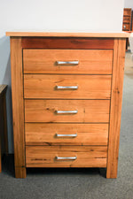 Victoria Chestnut Tall Chest
