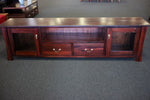 York Jarrah 2.2M TV Unit
