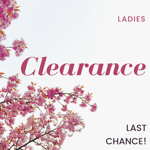 Ladies Clearance