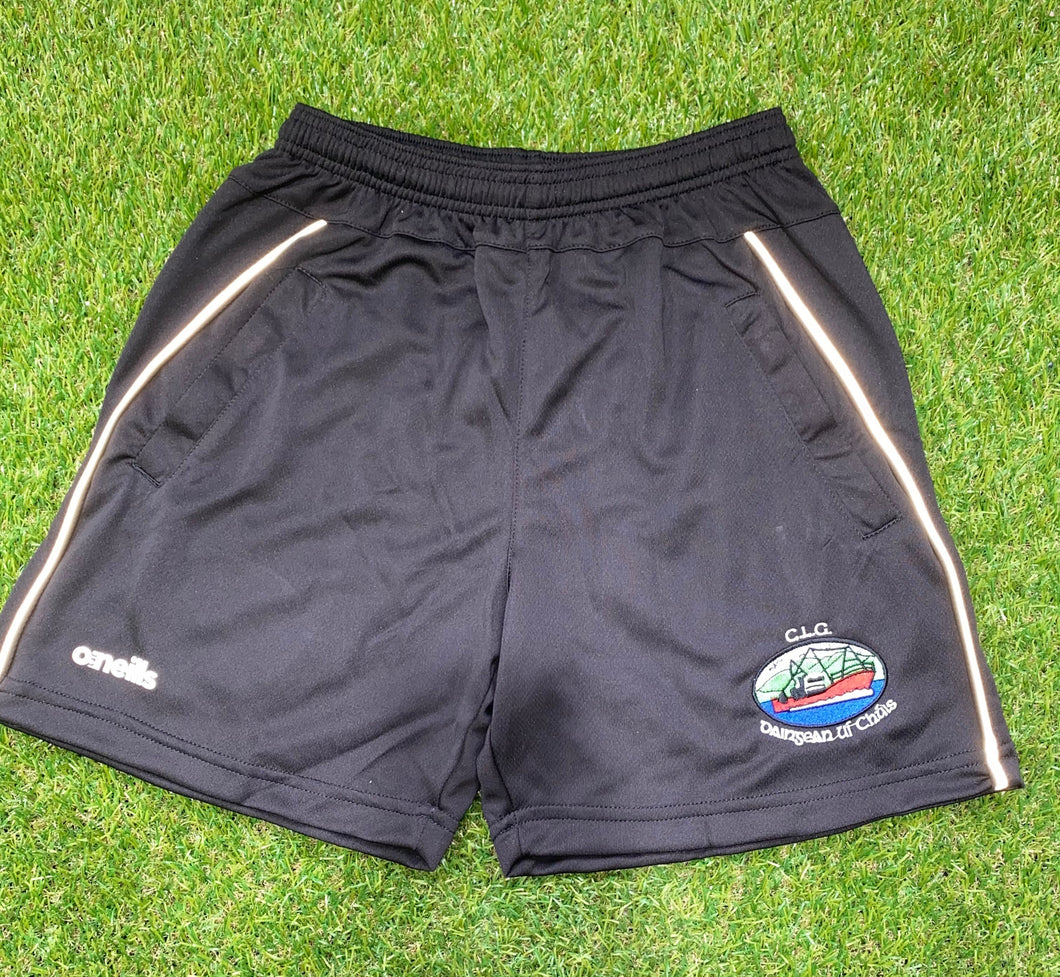 Junior & Youth Dingle Bailey Poly Shorts