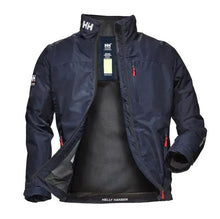 Load image into Gallery viewer, Crew Midlayer Jacket Navy