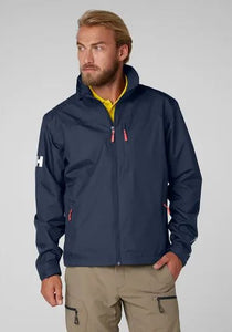 Crew Midlayer Jacket Navy