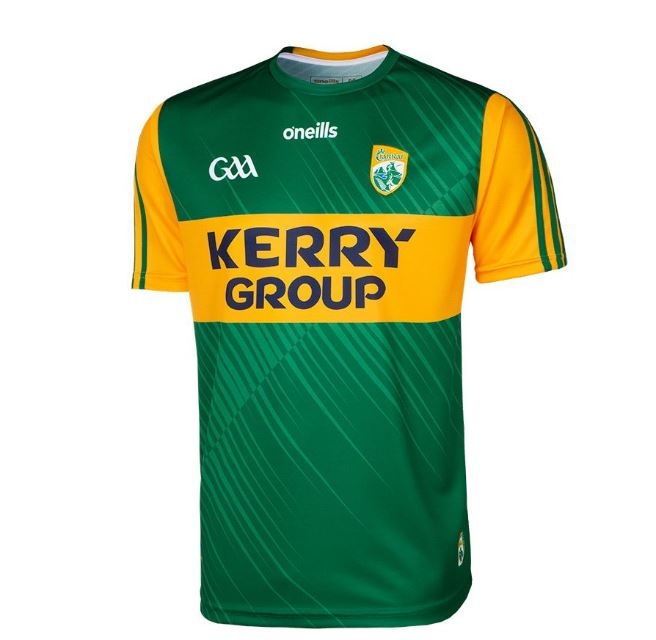 Adults Official GAA Kerry Jersey