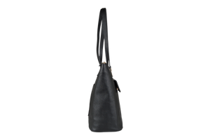 Charlie Nappy Bag - Black
