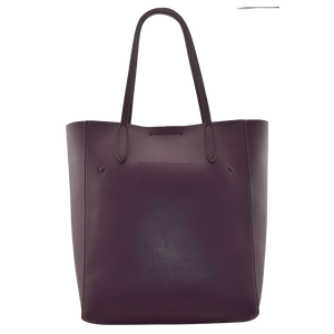 Holly Tote - Berry