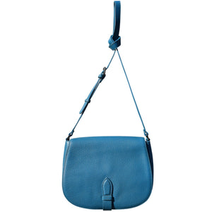 Kennedy Crossbody Bag - Peacock Blue