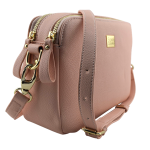 Sarah Crossbody Bag - Blush Pink