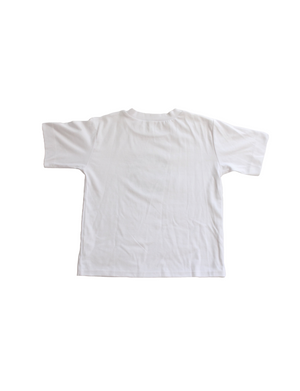 """LOVE PILL"" Box Tee (White)"
