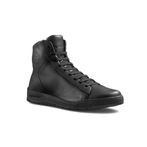 CORE WP BLACK LEATHER