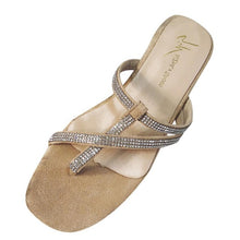Load image into Gallery viewer, Women's Rome Beach Flat Sandals