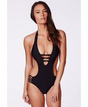 Load image into Gallery viewer, Womens One Piece Trikini