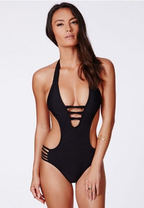 Womens One Piece Trikini