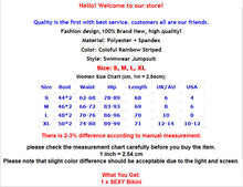 Load image into Gallery viewer, Womens Rainbow One-Piece Suit