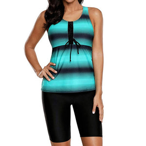 Womens Gradient Swimwear