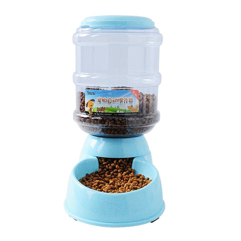 Cats and Dogs Automatic Pet Feeder Pet Drinker