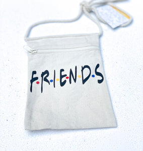 Friends inspired tote bag