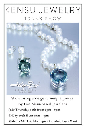 KenSu Jewelry at the Montage Resort Hotel - Kapalua Bay - Maui