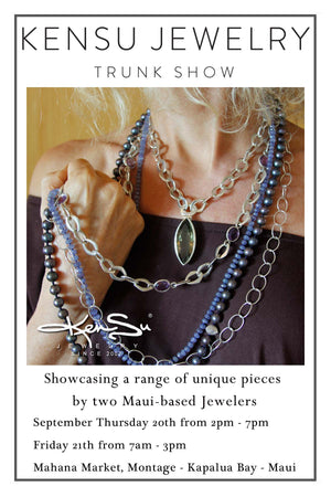 KenSu Jewelry at the Montage Resort - Kapalua Bay - Maui