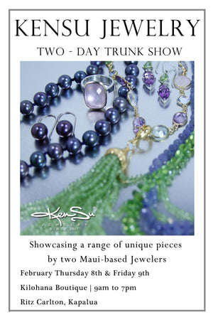 KenSu Jewelry Maui at the