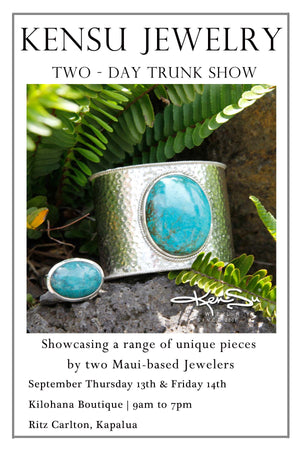 KenSu Jewelry at the Ritz Carlton Kapalua Maui