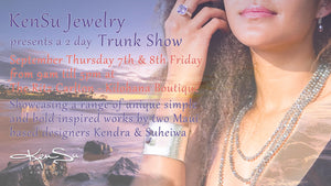 KenSu Jewelry Trunk Show in The Ritz Carlton