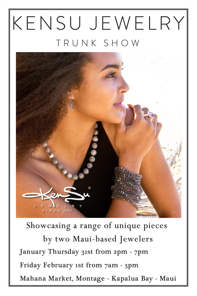 KenSu Jewelry at the Montage Kapalua