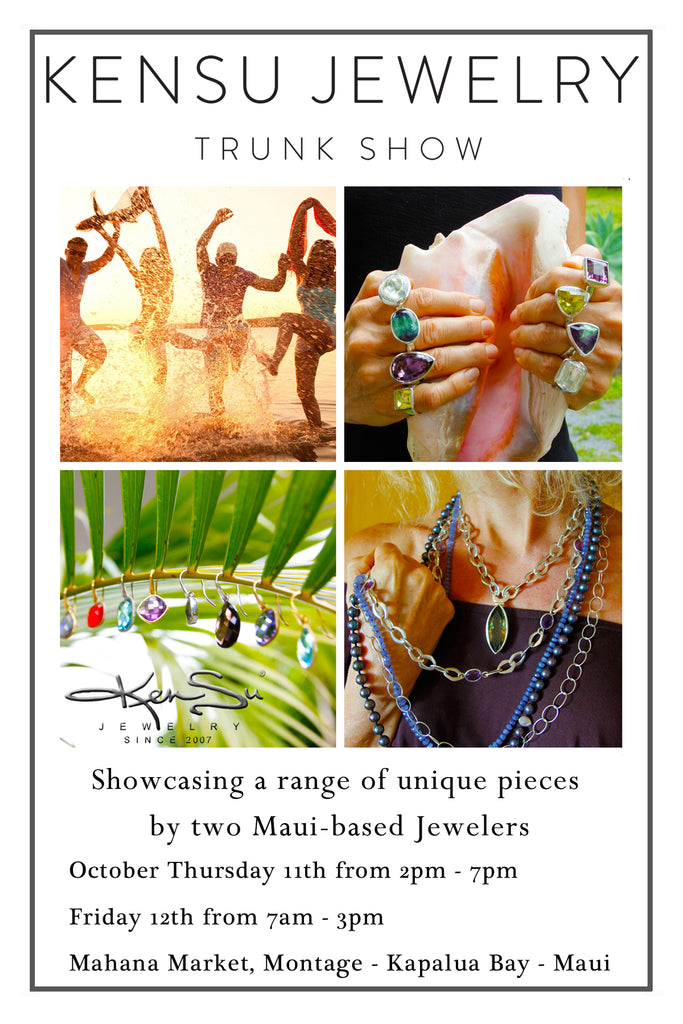 KenSu Jewelry Trunk Show in the Montage Resort Hotel