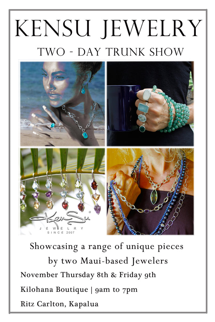 KenSu Jewelry at the Ritz Carlton Maui