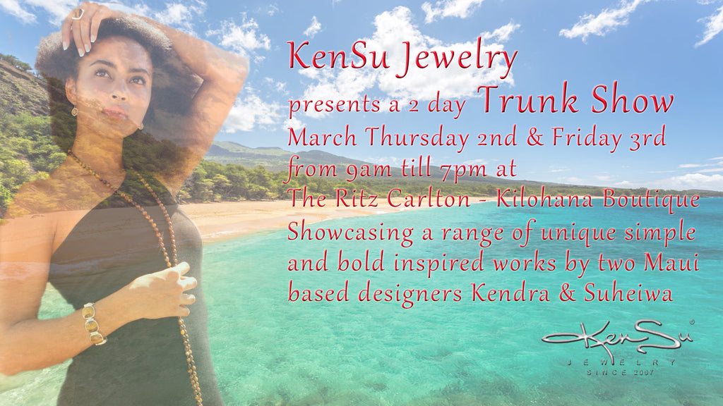KenSu Jewelry at the Kilohana Boutique