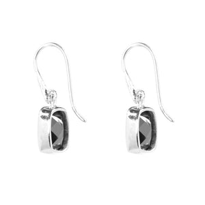 KenSu Jewelry Dangle Earrings - with Hematite Signature Collection Hand Made Jewelry