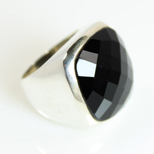 KenSu Jewelry Black Onyx Mens - Signature Collection Hand Made Jewelry