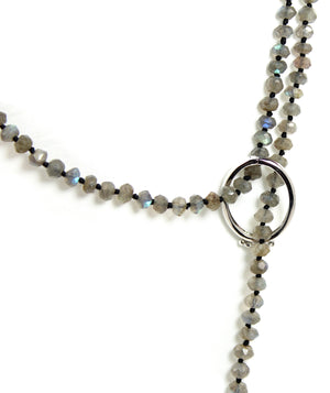 Labradorite  Necklace - Signature Collection