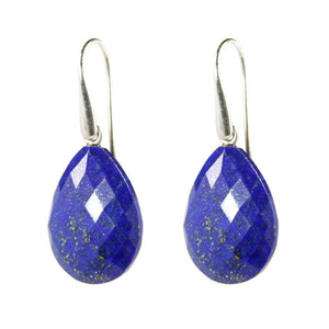 Drop Earrings -  Lapis Lazuli Signature Collection