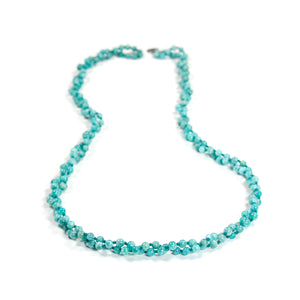KenSu Jewelry Amazonite Beaded Necklace