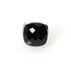 KenSu Jewelry Black Onyx Ring - Signature Collection