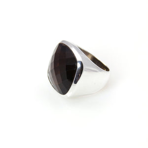 Smokey Quartz Ring - Signature Collection