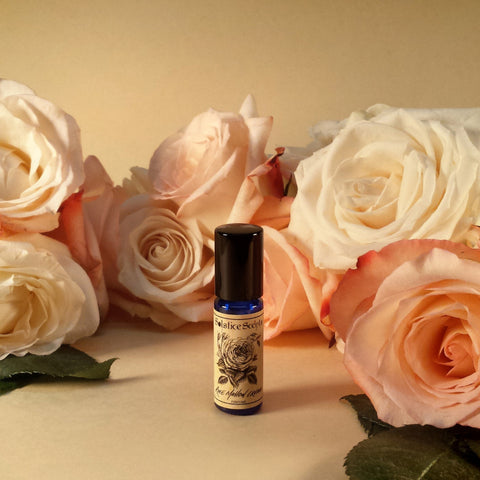 Rose Mallow Cream Perfume