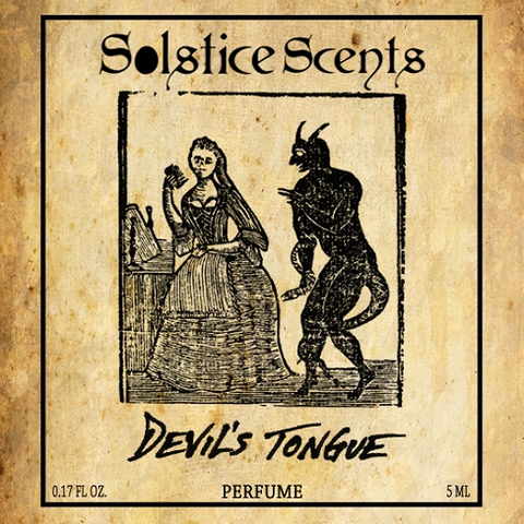 Devil's Tongue Perfume