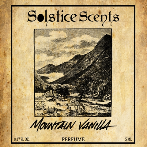 Mountain Vanilla Perfume